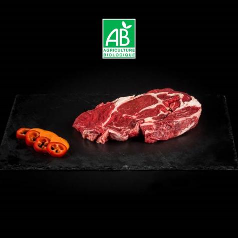 La production et la consommation de viande bio gagnent du terrain